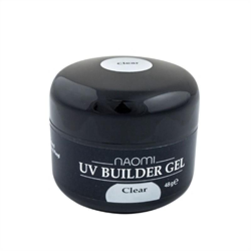 Гель Naomi UV Builder Gel Clear, 48гр фото, цена