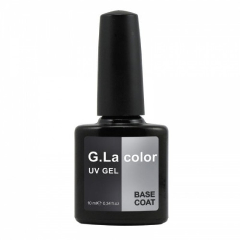 Основа под гель лак G.La color UV GEL BASE COAT фото, цена