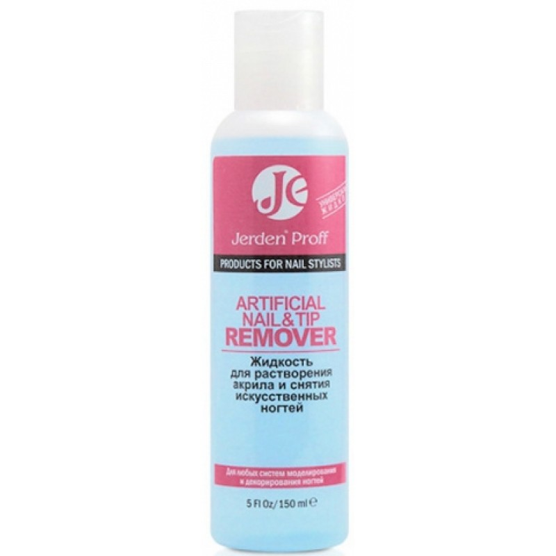 Artifical Nail and Tip Remover 150 мл фото, цена