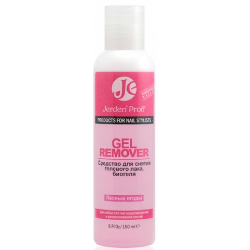 Forest Berries Gel Remover 150 мл фото, цена