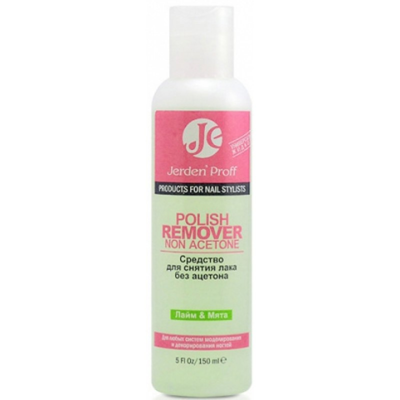 Lime and Mint Polish Remover Non Acetone 150 мл фото, цена