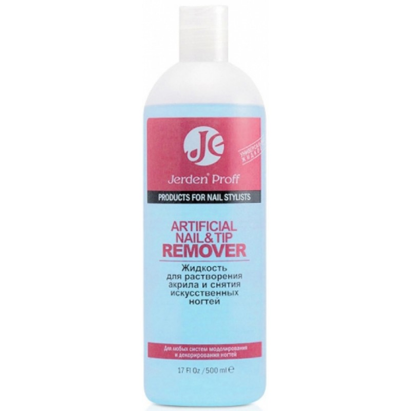 Artificial Nail and Tip Remover 500 мл фото, цена