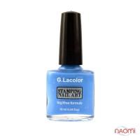 Лак для ногтей для стемпинга 10 мл G. Lacolor 006