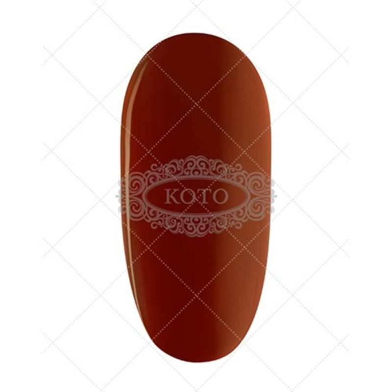 Гель-лак KOTO, 10 мл № 510 однофазный фото, цена
