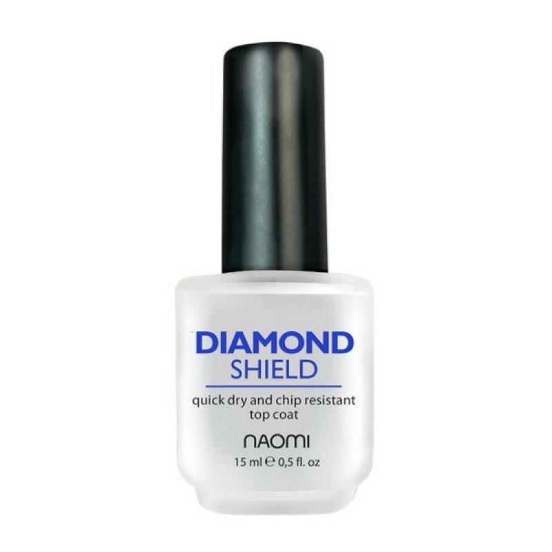 Diamond Shield / Быстросохнущий закрепитель «Алмазный щит» фото, цена