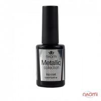 Закрепитель для гель лак Naomi 12 мл Metallic Collection